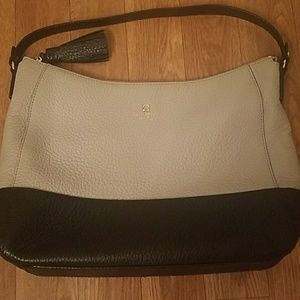 Kate Spade Southport Ave Cathy Leather Hobo Bag